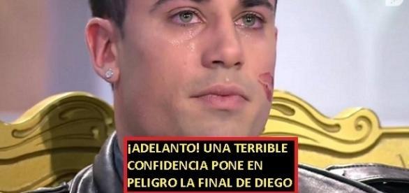 Una confidencia muy fuerte pondrá en peligro la Final de Diego, te lo contamos todo en la noticia