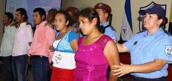 5 suspeitos foram presos do suposto ritual