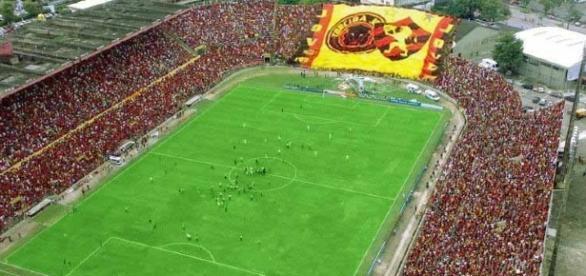 Assista Sport x Náutico, ao vivo, na Rede Globo