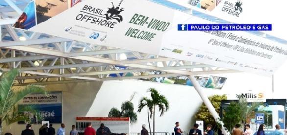 Feira Brasil Offshore 2017 em Macaé