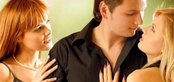 Homens comprometidos: existe algo que chama a atenção das mulheres.