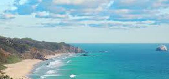 La bella costa de Mazunte, lugar de los hechos