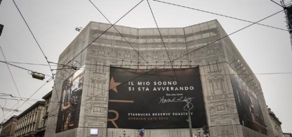 Starbucks To Open In Italy, Home Of Espresso, In 2018. / Photo from 'Capradio' - capradio.org