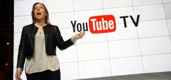 Susan Wojick apresenta o YouTube TV