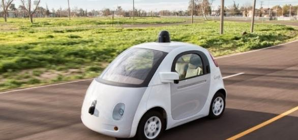 When Google Self-Driving Cars Are in Accidents, Humans Are to ... - theatlantic.com