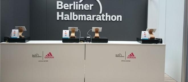 Die Messe Berlin Vital und der Halbmarathon