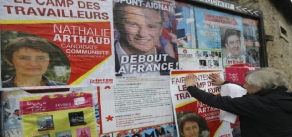 500 parrainages : certains candidats sont encore à la traine