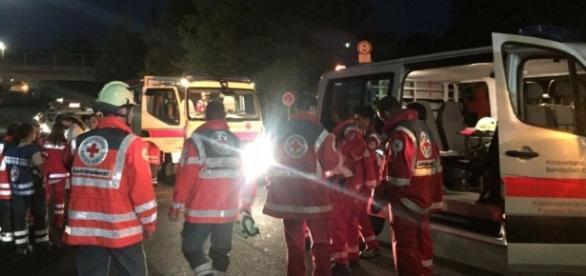 Attaque à la hache dans un train allemand : quatre blessés dont ... - leparisien.fr