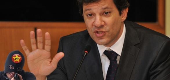 Fernando Haddad criticou decisão do MEC