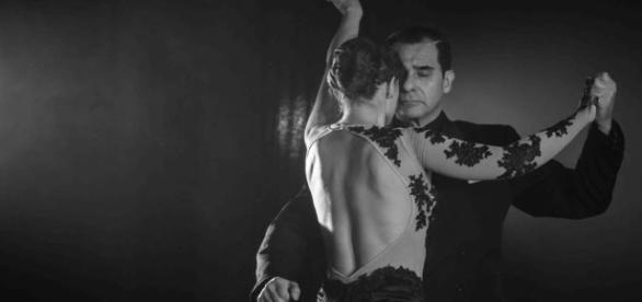 Il maestro argentino di tango Roberto Herrera