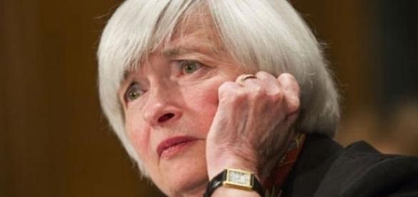 Janet Yellen, Presidenta de la Reserva Federal