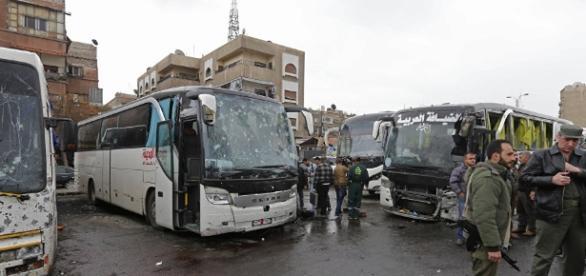 La ONU condena el doble atentado terrorista en Damasco - sputniknews.com
