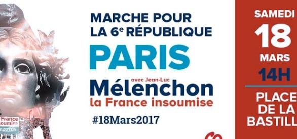 Le suspense de la candidature de Jean-Luc Mélenchon durera-t-il jusqu'à la veille de la marche du 18 mars à la Bastille ?
