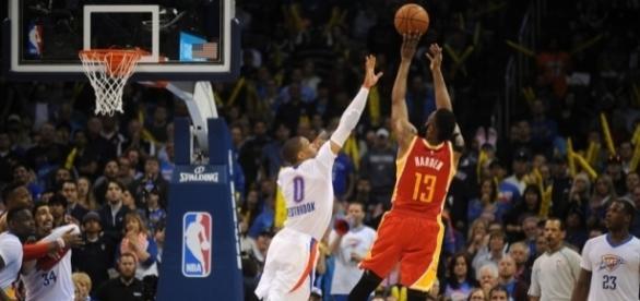 NBA MVP Race: Down To James Harden, Russell Westbrook? - sircharlesincharge.com
