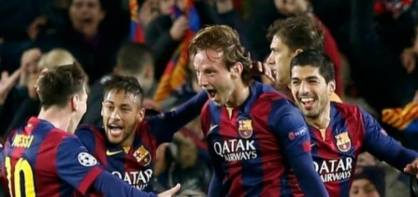 PHOTO GALLERY: Atletico, Barcelona, Juventus reach Champions ... - org.eg
