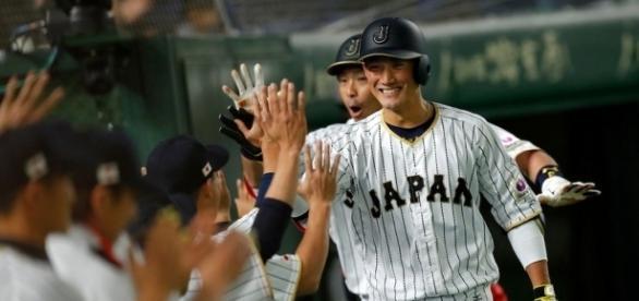 Seleção japonesa não toma conhecimento dos adversários de Pool (Foto: divulgação Twitter)
