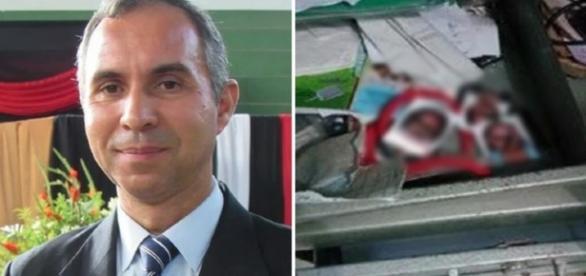 Vereador Carlos Anderson da Silva é preso por violentar crianças