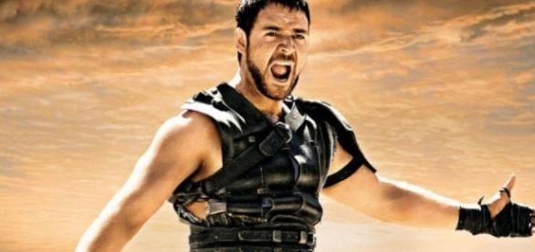 Gladiador (no original em inglês, Gladiator) é um filme americano de 2000