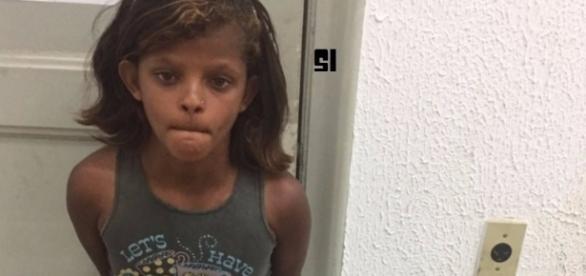 """""""A órfã"""" de Ribeirão: traficante com cara de criança é presa"""