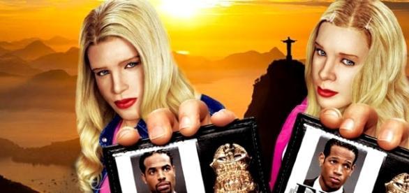"""""""As Branquelas 2"""" pode ter cenas gravadas no Rio de Janeiro"""