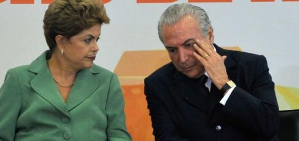 Dilma e Temer serão julgados pelo TSE