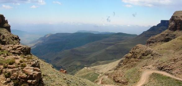 Lesotho - mountain kingdom / Photo by Jane Flowers (own work)