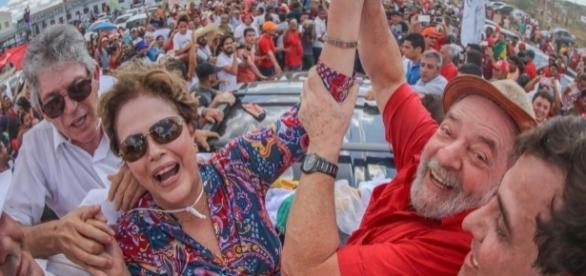 """Lula e Dilma """"reinauguram"""" a transposição do São Francisco"""
