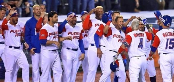 Puerto Rico pegó 10 hits para nocquear a Venezuela Foto: @deportes_ur