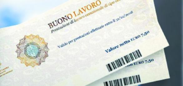 Referendum sui voucher fissato al 28 maggio