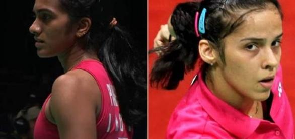 Saina,Sindhu lost All England Open