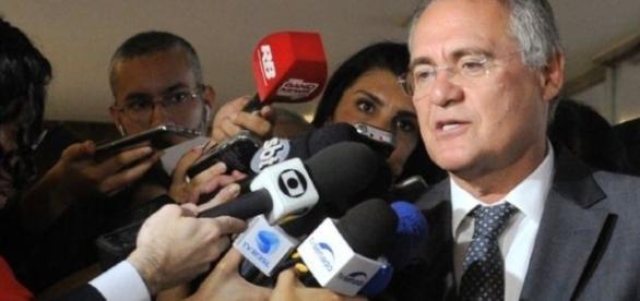 Senador Renan Calheiros (PMDB-AL) está descontente com o governo Michel Temer