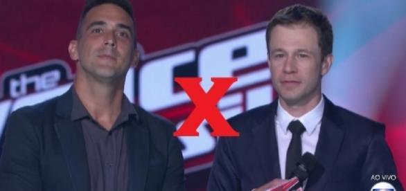 André Marques e Tiago Leifert estariam gerando desconforto nos bastidores por programa