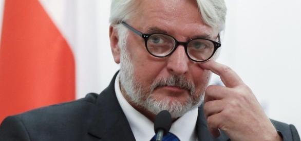 Waszczykowski - kiedy zapłaci za swoją błazenadę? (fot. pap.pl)