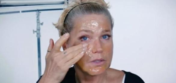 Xuxa conseguiu emagrecer bastante