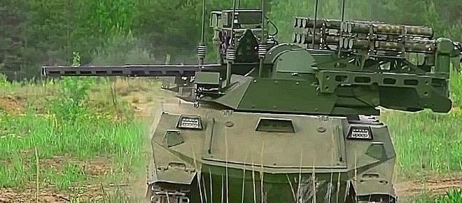 Rosja przygotowuje całą armię zrobotyzowanych czołgów! [WIDEO+18, FOTOGALERIA]
