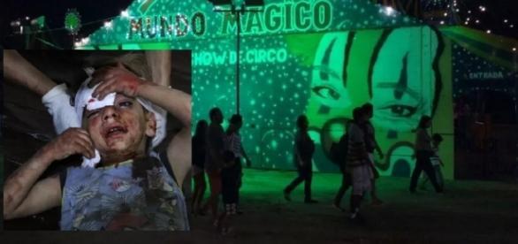 Arquibancada desaba no Recife - Google