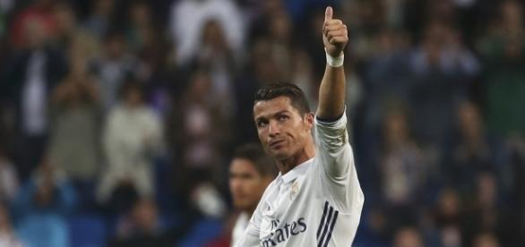 Cristiano Ronaldo marcou na vitória frente ao Bétis por 2-1.