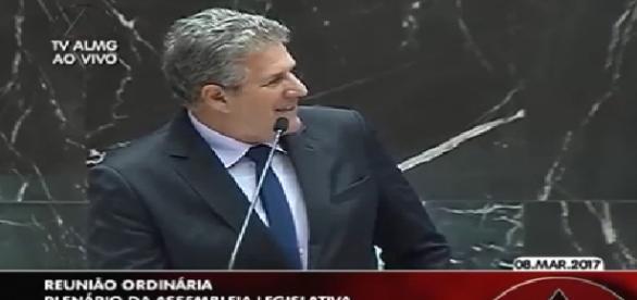 Deputado mineiro pelo PSDB João Leite tem fala polêmica