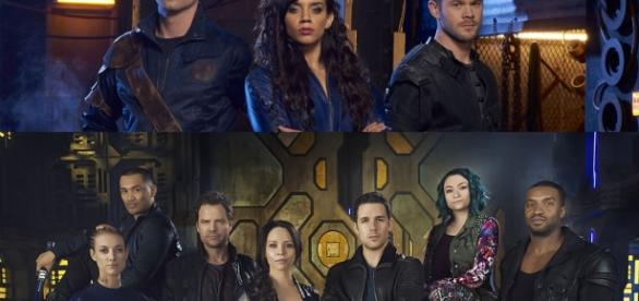 Elenco de Killjoys e Dark Matter