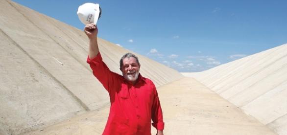 Lula e Ciro Gomes visitarão a Paraíba referente à transposição do São Francisco