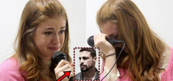 Marina Ruy Barbosa abandona festa ao ver namorada de Cauã Reymond