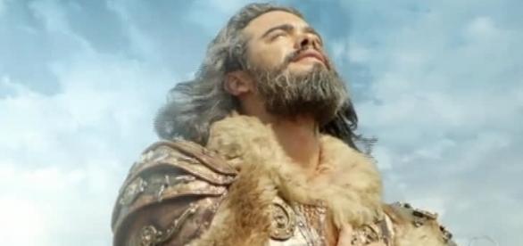 O último capítulo terá mortes e batalhas dos hebreus contra os gigantes (Foto: Reprodução)
