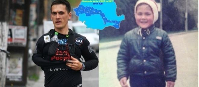 VIDEO: Povestea de viață a unui OM, fabuloasă ca a eroului de la Maraton