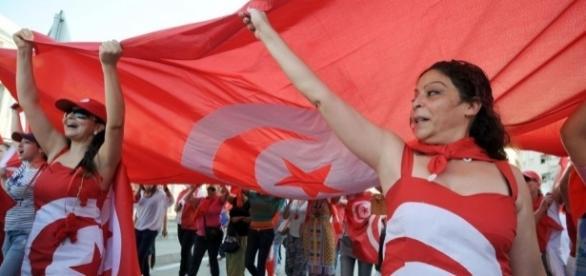 Droits des femmes en Tunisie. Liberté.