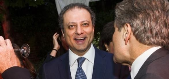 Former U.S. Attorney Preet Bharara was fired, along with 45 other prosecutors, last week / Financial Times, Flicker CC BY-SA 2.0