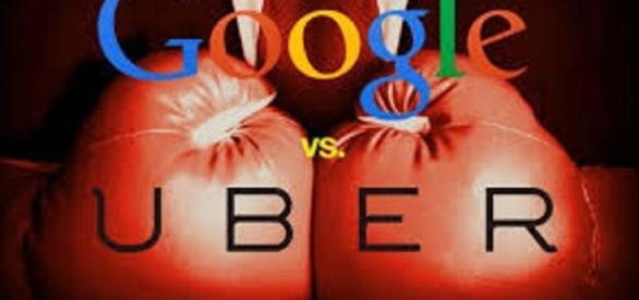Google contra Uber - razboi intre gigantii tehnologici