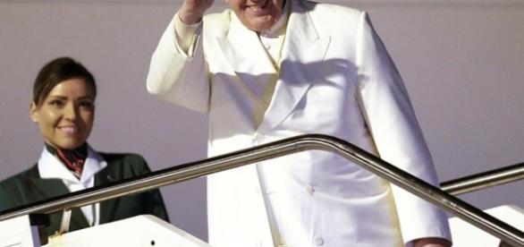 i viaggi di papa Francesco per il 2017 - avvenire.it