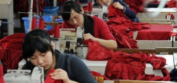 Ivanka Trump clothing made in China image BBC