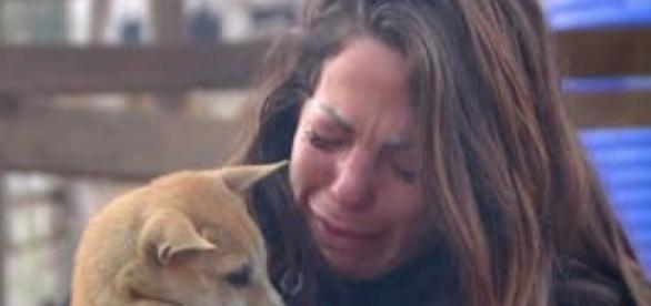 Kim violemment agressée dans Les Anges 9 par Vincent Queijo