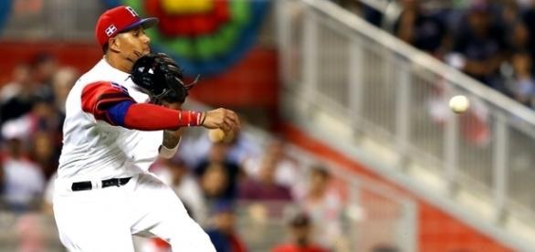 """Manny Machado liderou os dominicanos ganhando o prêmio de MVP do Pool """"C"""" (Foto: Divulgação)"""